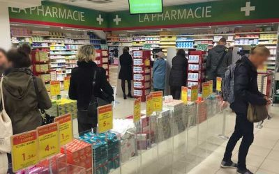 File d'attente pharmacie, comment optimiser son agencement ?