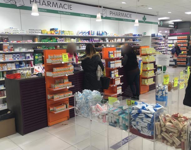 Agencement Pharmacie Grand Littoral Proexpace Marseille