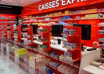 Solutions agencement pharmacie - Cross marketing - Proexpace (3)
